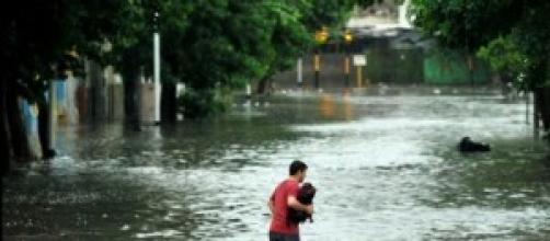 El clima no mejora y sigue generando daños
