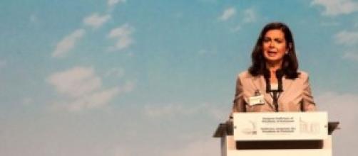 Laura Boldrini su carceri, amnistia e indulto 2014