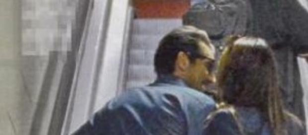 Gossip news, Buffon-D'Amico (foto Chi)