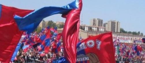 Calcio Frosinone-Catania Serie B 2014-2015: orari