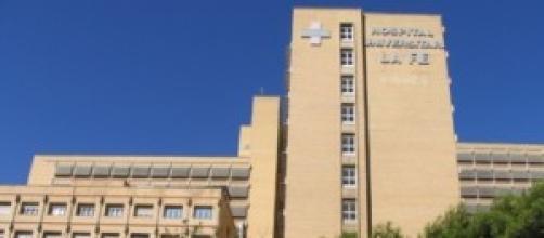 Derribaran el viejo Hospital La Fe