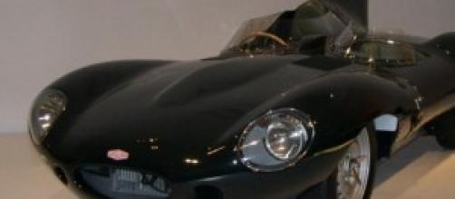 Jaguar D-Type by Jaguar Cars Ltd