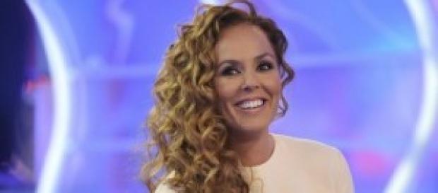 Rocío Carrasco en Gran Hermano 15