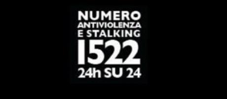 Numero antiviolenza e stalking: 1522