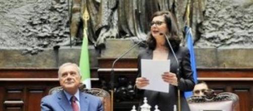 Amnistia e indulto, carceri, parla Laura Boldrini