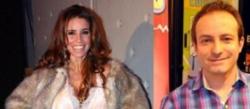 Florencia Peña y Almada juntos en Villa Carlos Paz