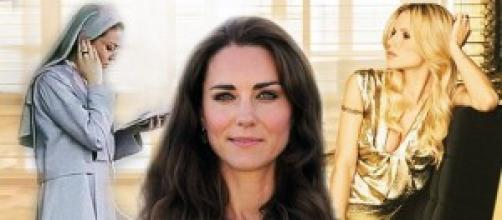 Gossip News: Hunziker, Kate e Suor Cristina
