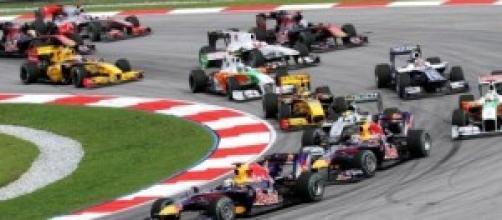 Programmazione tv F1 del Gp degli Stati Uniti