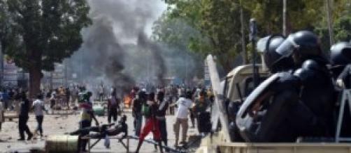 Si alza la tensione in Burkina Faso
