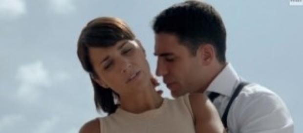 Ana e Alberto, protagonisti di Velvet