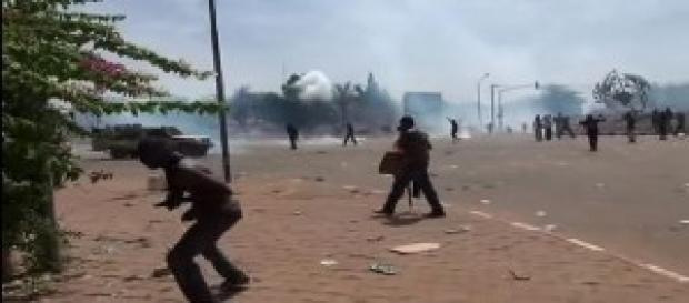 Burkina Faso: è rivoluzione, Compaoré si arrende