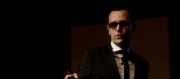 Risto Mejide en una de sus conferencias