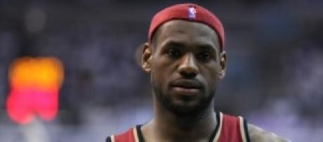 LeBron James, estrella de los Cleveland Cavaliers.