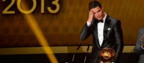 FIFA Ballon d'Or 2013 (Foto: Reprodução)