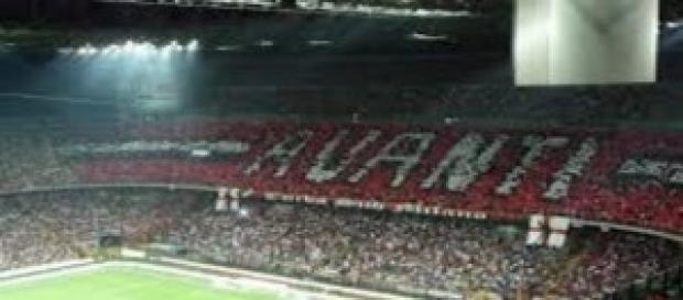 Il Milan domenica sera ospita il Palermo