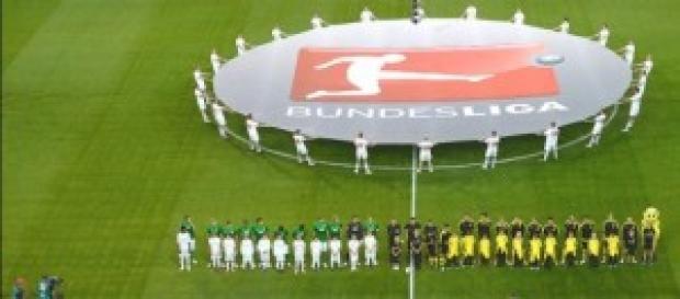 Imagen de un previo de la Bundesliga.