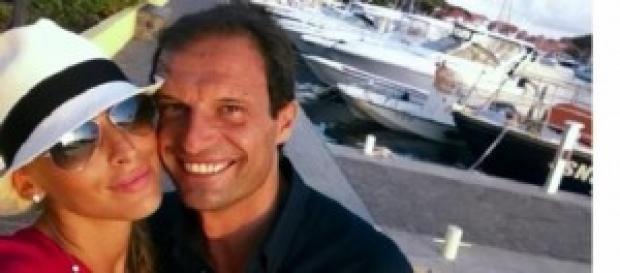 Juve gossip news: Massimiliano Allegri è single.
