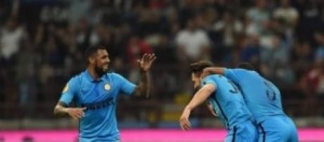 Inter-Qarabag festa al gol di D'Ambrosio