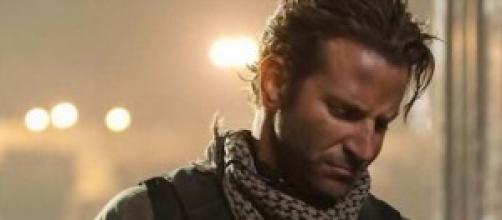 "Bradley Cooper, protagonista de ""American sniper"""