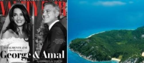 George Clooney e Amal Alamuddin alle Seychelles?