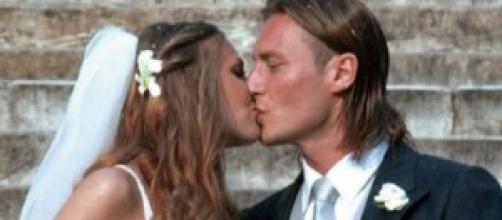 Il grande amore di Francesco Totti per Ilary.