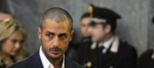 Fabrizio Corona, lettera a Verissimo.