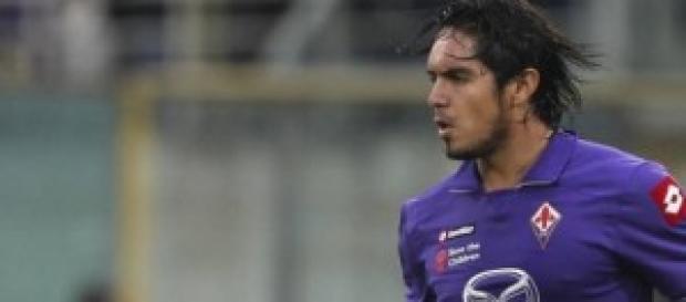 il giocatore peruviano Vargas