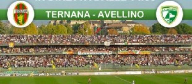Ternana-Avellino 6 ottobre alle 20:30