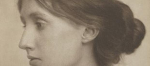 Virginia Woolf by George Charles Beresford