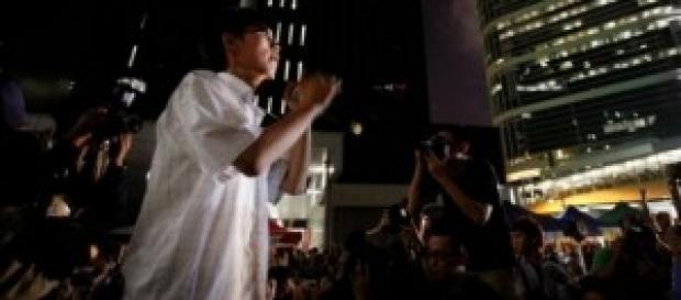 Hong Kong, Joshua Wong: studenti non mollano