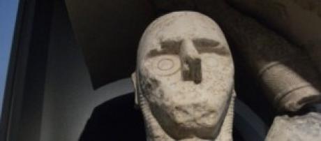 Archeologia: l'ultimo Gigante di Mont'e Prama