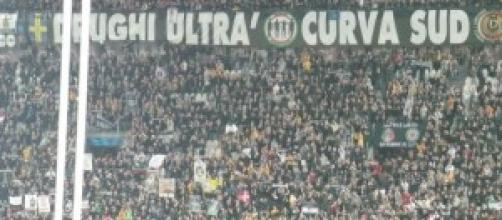 Lo Juventus Stadium teatro di Juve-Roma