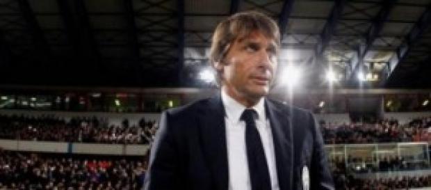 Antonio Conte ct della nazionale italiana