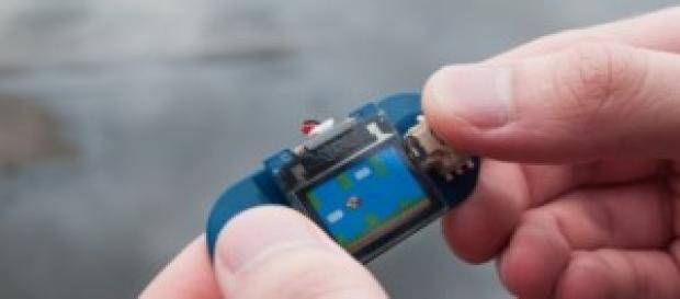 La videoconsola mas pequeña del mundo