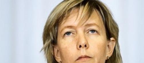 Ministra das Finanças - Maria Luís Albuquerque