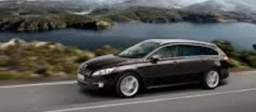 Peugeot 508 station wagon: la recensione