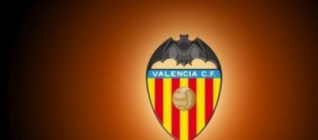 Escudo del segundo Clasificado, el Valencia C.F.