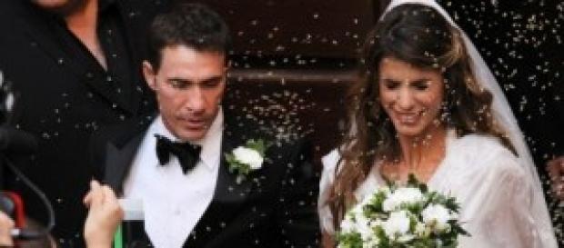 Il matrimonio Canalis-Perri, 14 settembre 2014