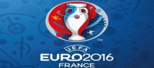 Logo dell'Europeo di Francia 2016
