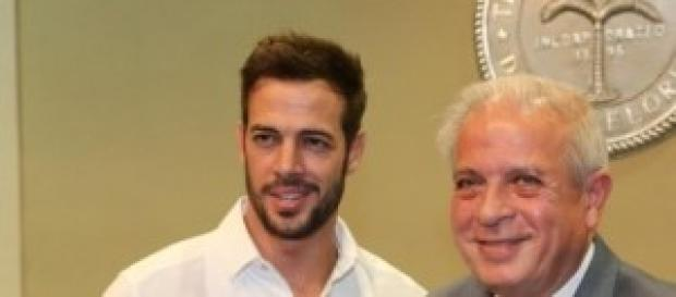 William Levy recibe las llaves de la ciudad Miami