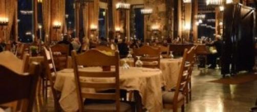 Conto da 1200 euro in un ristorante di Roma