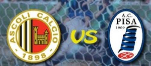 Lega Pro B, Ascoli-Pisa 10 ottobre alle 20:45