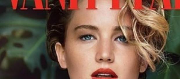 Jennifer Lawrence su Vanity Fair
