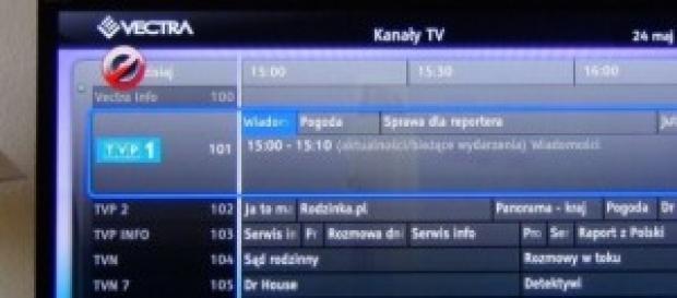 Programmi tv di stasera, mercoledì 8 ottobre
