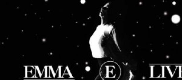 """""""E Live"""", cd+dvd live di Emma Marrone."""