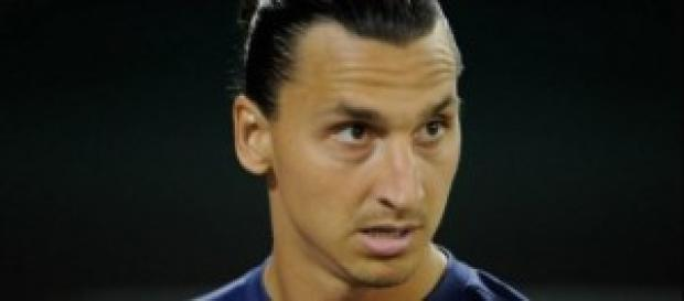 Zlatan Ibrahimovic, oggi al PSG