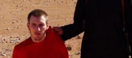 Peter Kassig, nel video dell'uccisione di Henning
