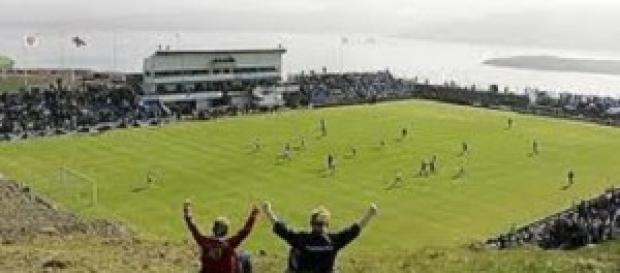 Irlanda del Nord-Isole Faroe, qualificazioni Euro