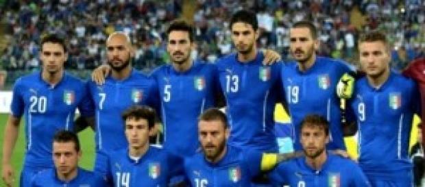 Italia Azerbaigian: info streaming gratis