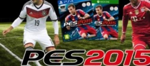 Pes 2015 per Xbox One e Ps4: le novità